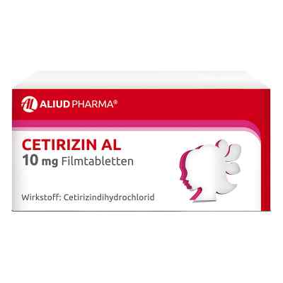 Cetirizin AL 10mg  bei apotheke.at bestellen