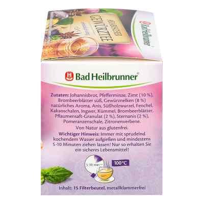 Bad Heilbrunner Tee arabischer Gewürztee Filterb.