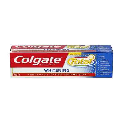 Colgate Total Plus Whitening Zahnpasta