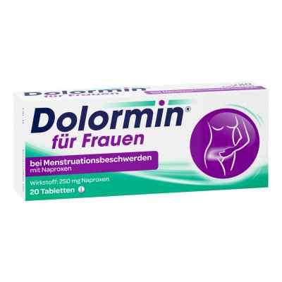 Dolormin für Frauen mit Naproxen  bei apotheke.at bestellen