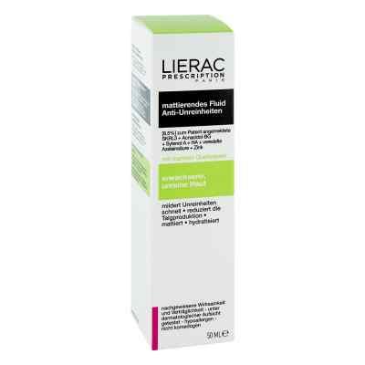 Lierac Prescription mattierendes Fluid