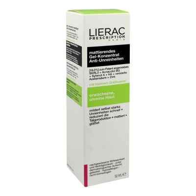 Lierac Prescription mattierendes Gel-konzentrat  bei apotheke.at bestellen
