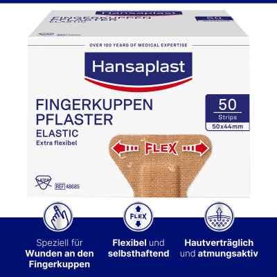 Hansaplast Elastic Fingerkuppenpflaster  bei apotheke.at bestellen