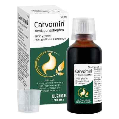 Carvomin Verdauungstropfen  bei apotheke.at bestellen