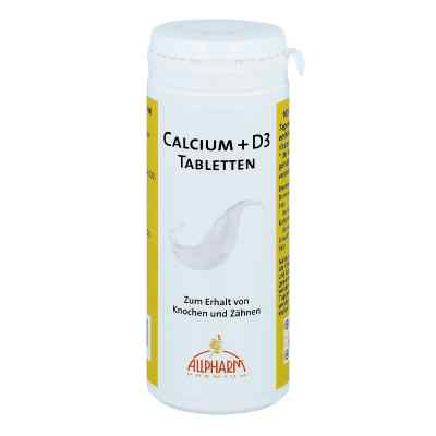 Calcium + D3 Tabletten  bei apotheke.at bestellen