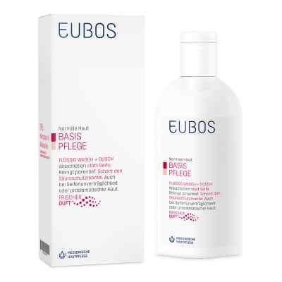 Eubos Flüssig rot mit frischem Duft