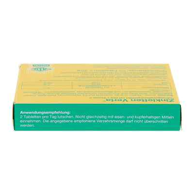 Zink Verla 5 mg Lutschtabletten Himbeere  bei apotheke.at bestellen