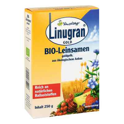 Linugran gold Bio Leinsamen