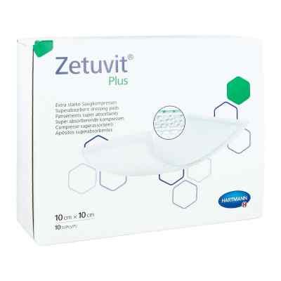 Zetuvit Plus extrastarke Saugkomp.ster.10x10 cm  bei apotheke.at bestellen
