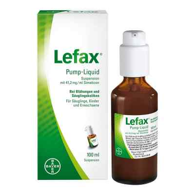 Lefax Pump-Liquid Suspension  bei apotheke.at bestellen