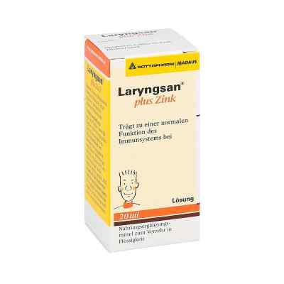 Laryngsan Plus Zink Lösung  bei apotheke.at bestellen