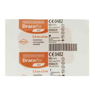 Dracopor Wundverband 7,2x5cm steril hautfarben  bei apotheke.at bestellen