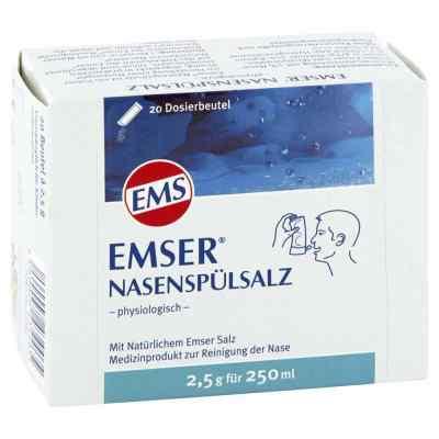 Emser Nasenspülsalz physiologisch Beutel   bei apotheke.at bestellen