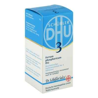 Biochemie Dhu 3 Ferrum phosphorus D  12 Tabletten  bei apotheke.at bestellen