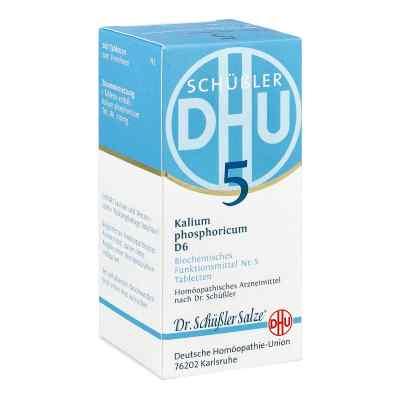 Biochemie Dhu 5 Kalium phosphorus D  6 Tabletten  bei apotheke.at bestellen