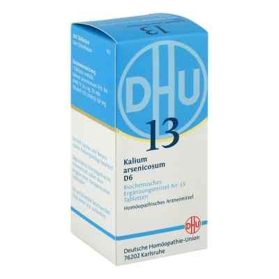 Biochemie Dhu 13 Kalium arsenicosum D6 Tabletten  bei apotheke.at bestellen