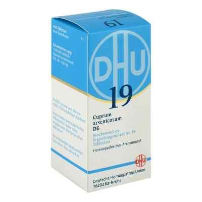 Biochemie Dhu 19 Cuprum arsenicosum D 6 Tabletten  bei apotheke.at bestellen