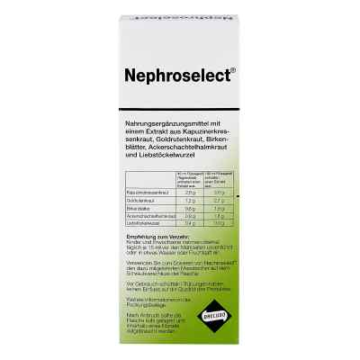 Nephroselect  bei apotheke.at bestellen