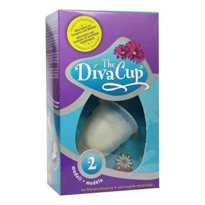 Diva Cup Menstruations Kappe Größe 2   bei apotheke.at bestellen