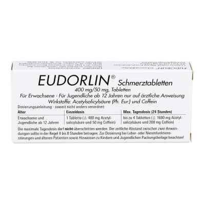 EUDORLIN Schmerztabletten  bei apotheke.at bestellen
