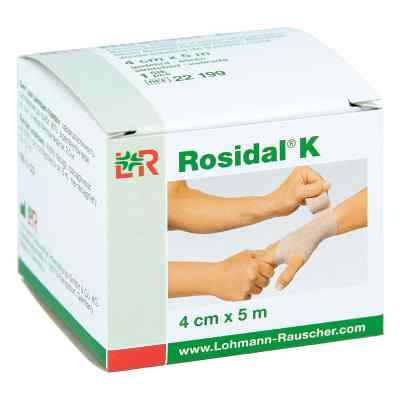 Rosidal K Binde 4cmx5m  bei apotheke.at bestellen