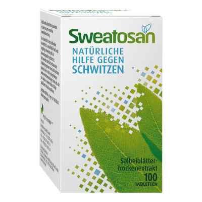 Sweatosan überzogene Tabletten  bei apotheke.at bestellen