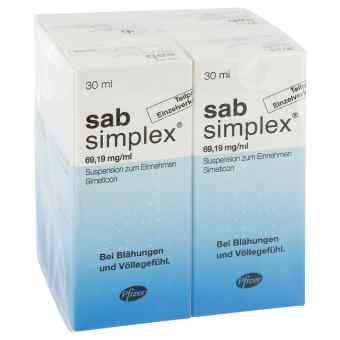 Sab simplex Suspension zum Einnehmen  bei apotheke.at bestellen