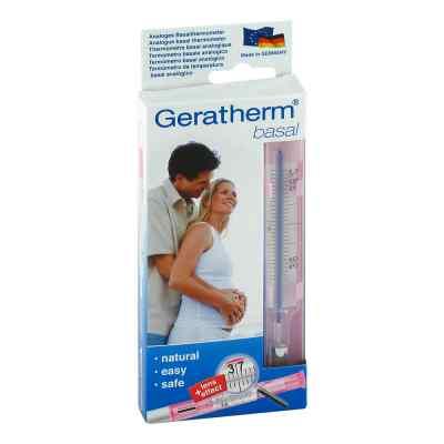 Geratherm basal analoges Zyklusthermometer  bei apotheke.at bestellen