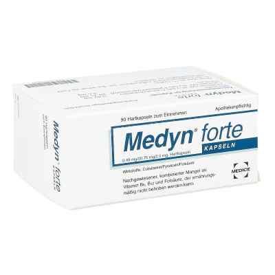 Medyn forte Kapseln  bei apotheke.at bestellen