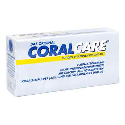 Coralcare mit Vitamin D3 2-Monatspackung  bei apotheke.at bestellen