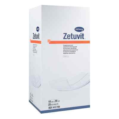 Zetuvit Saugkompresse steril 10x20 cm  bei apotheke.at bestellen