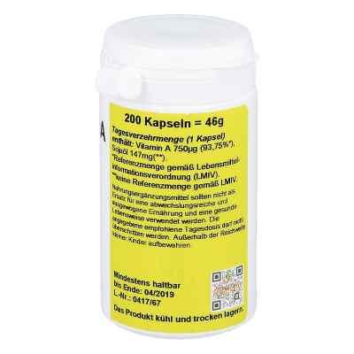 Vitamin A Kapseln  bei apotheke.at bestellen