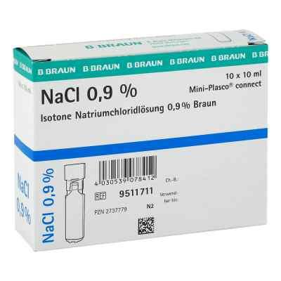Kochsalzlösung 0,9% Miniplasco connect  bei apotheke.at bestellen