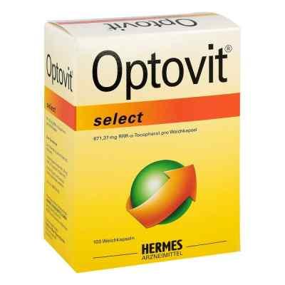 Optovit select 1.000 I.e. Kapseln  bei apotheke.at bestellen