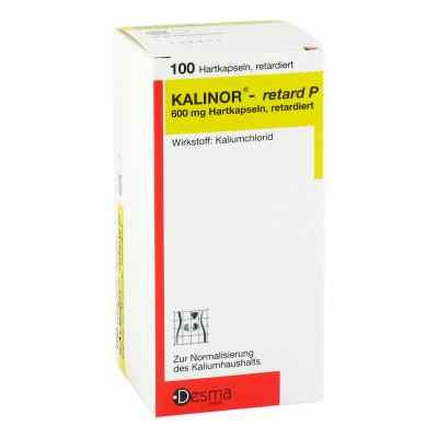 Kalinor retard P 600 mg Hartkapseln  bei apotheke.at bestellen