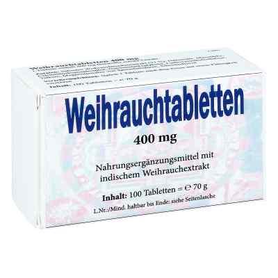 Weihrauch 400 mg Tabletten  bei apotheke.at bestellen