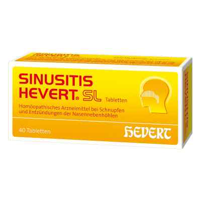 Sinusitis Hevert Sl Tabletten  bei apotheke.at bestellen