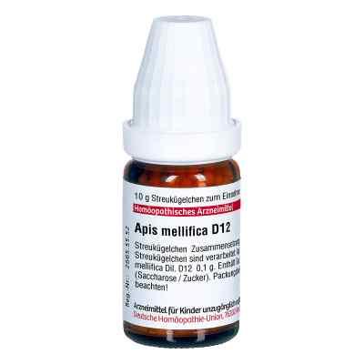 Apis Mellifica D 12 Globuli  bei apotheke.at bestellen