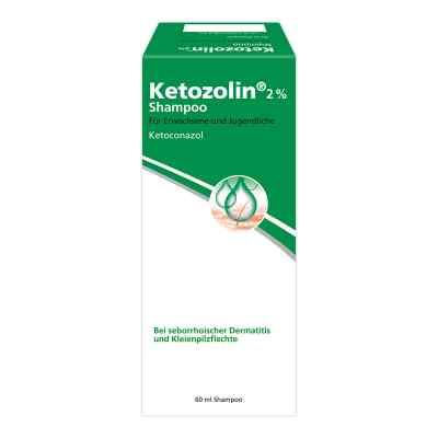 Ketozolin 2% Shampoo  bei apotheke.at bestellen