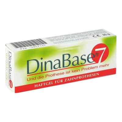 Dinabase 7 unterfütt.Haftmaterial für Zahnproth.