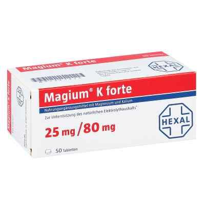 Magium K forte Tabletten  bei apotheke.at bestellen
