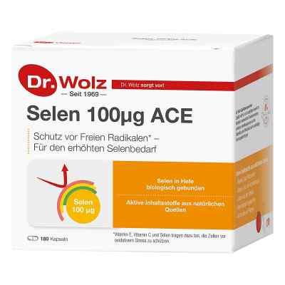 Selen Ace 100 [my]g 180 Tage Kapseln  bei apotheke.at bestellen