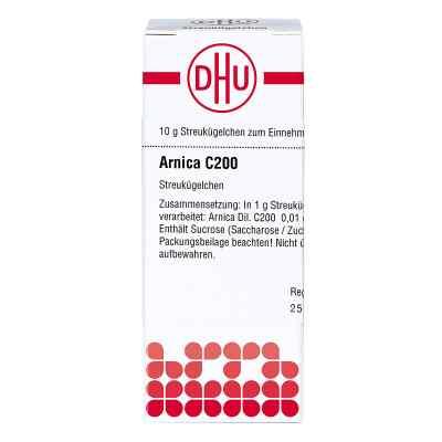 Arnica C 200 Globuli  bei apotheke.at bestellen