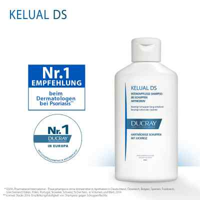 Ducray Kelual Ds Anti Schuppen Shampoo  bei apotheke.at bestellen