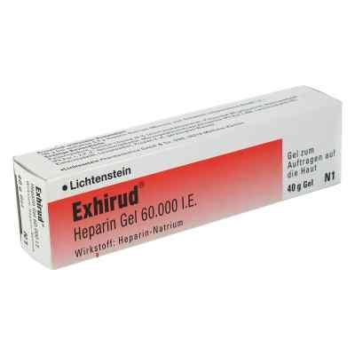 Exhirud Heparin 60000 internationale Einheiten  bei apotheke.at bestellen