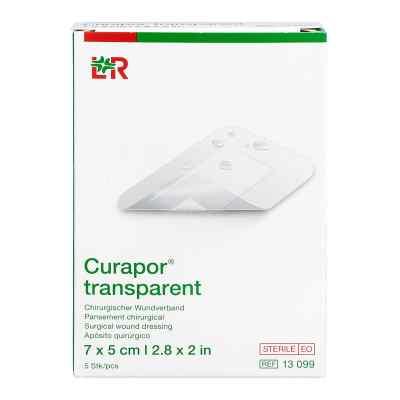 Curapor Wundverband transparent 5x7 cm steril  bei apotheke.at bestellen