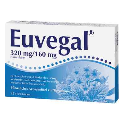 Euvegal 320mg/160mg  bei apotheke.at bestellen