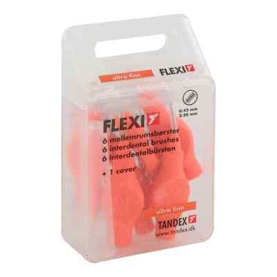 Tandex Flexi Interdental Bürsten orange 0,45mm  bei apotheke.at bestellen