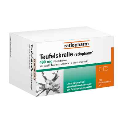 TEUFELSKRALLE-ratiopharm  bei apotheke.at bestellen