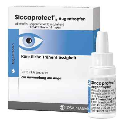 Siccaprotect Augentropfen  bei apotheke.at bestellen